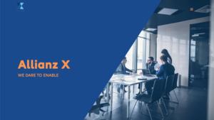 AllianzX Startseite