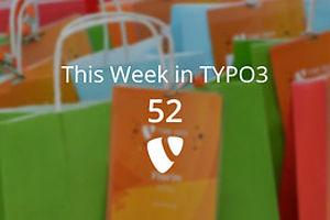 This Week in TYPO3 (2015, Week 52)