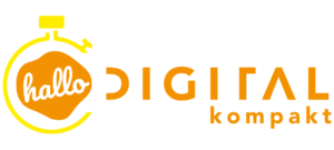 Hallo Digital Kompakt Logo